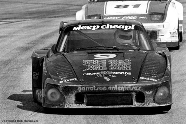 Bobby Rahal, 1981 24 Hours of Daytona, Bob Garretson Porsche 935