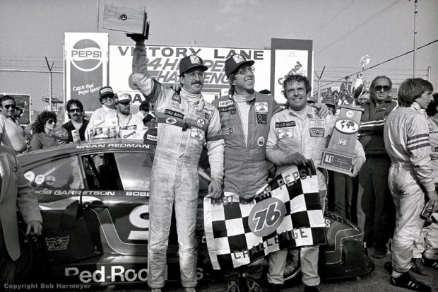 Bobby Rahal, Bob Garretson, Brian Redman, 1981 24 Hours of Daytona