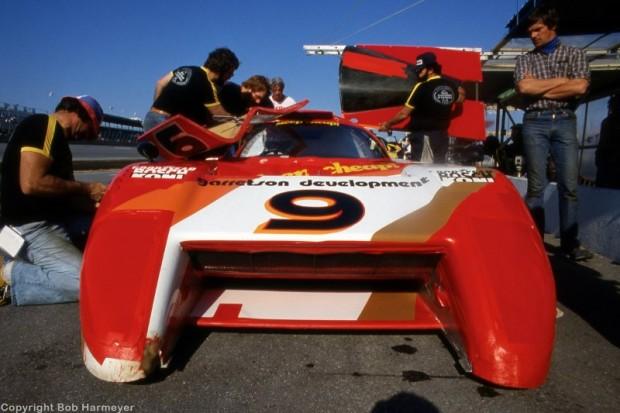 March 82G GTP, designer Adrian Newey, Bobby Rahal, Bruce Canepa, Jim Trueman, 24 Hours of Daytona 1982