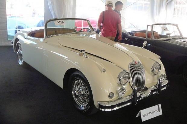 1959 Jaguar XK 150S Roadster