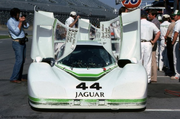 Jaguar XJR-5 GTP, 1984 24 Hours of Daytona