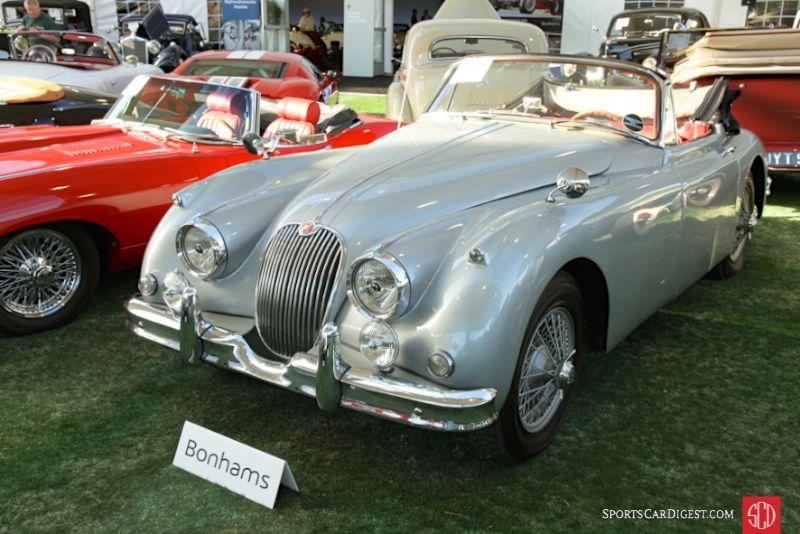 1958 Jaguar XK 150 3.8 Drophead Coupe