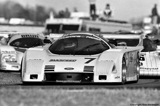 Ford Mustang Probe GTP, 1987 24 Hours Daytona