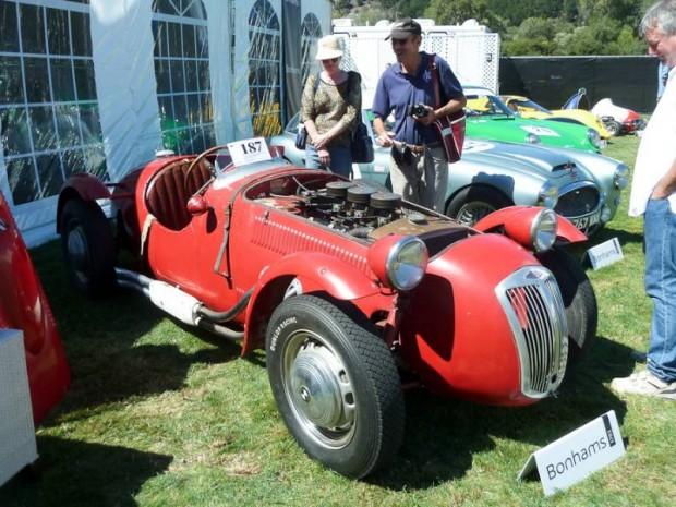 1952 Frazer-Nash Le Mans Replica Mk II Roadster