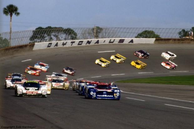 1989 Daytona 24 Hours, IMSA GTP