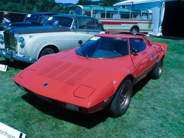 1972 Lancia Stratos Stradale Coupe