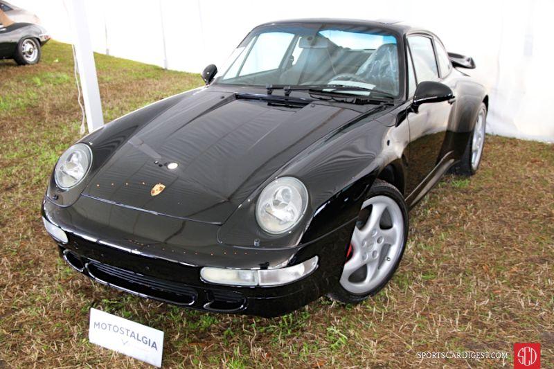 1996 Porsche 911 Turbo Coupe