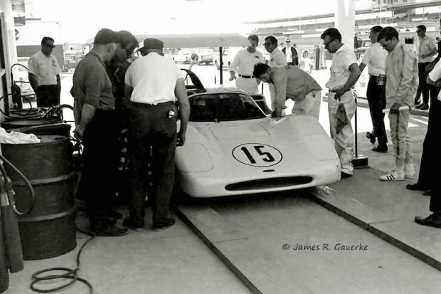 Chaparral 2F at Daytona 1967