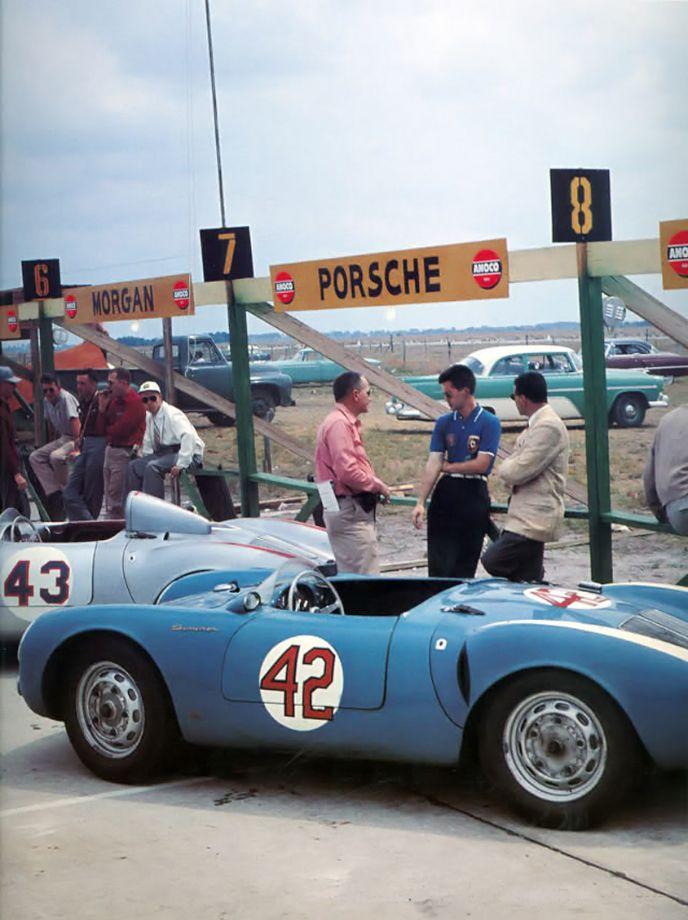 1956 sebring 12 hours grand prix race photos history profile. Black Bedroom Furniture Sets. Home Design Ideas
