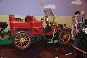 1902 6HP Siddeley Autocar