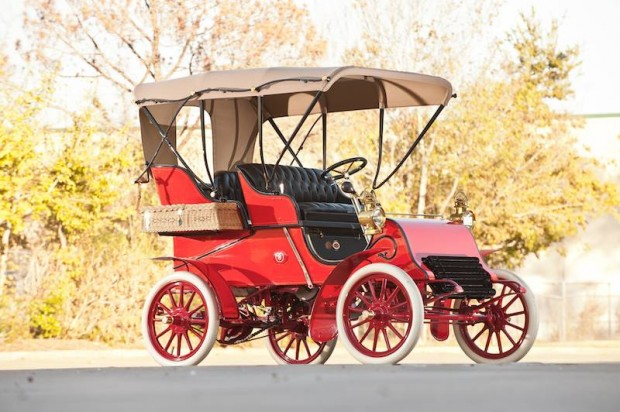 1903 Cadillac Rear-Entry Tonneau for sale