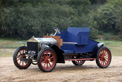 <strong>1906 Rolls-Royce Light 20hp Tourer sold for £441,500 versus pre-sale estimate of £400,000-600,000</strong>