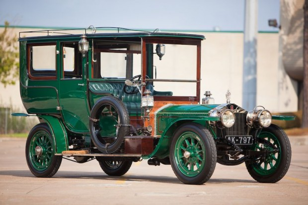 1907 Rolls-Royce 40/50 HP Silver Ghost Limousine picture