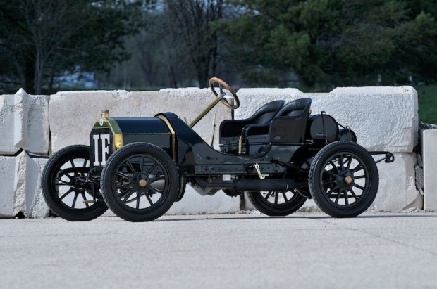 1908 Isotta Fraschini Tipo FENC Two Seater
