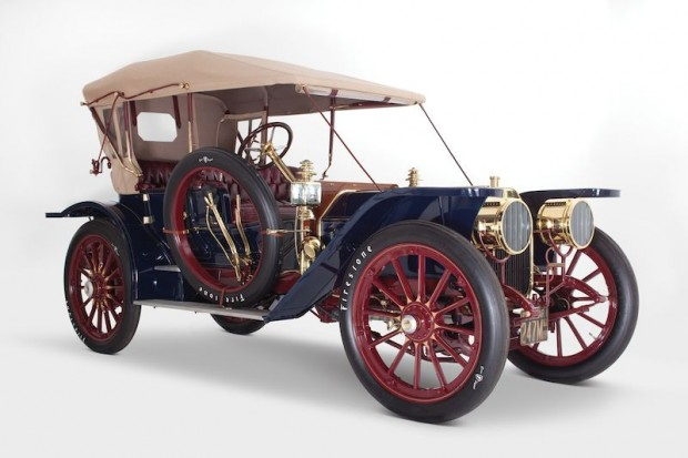 1908 Oldsmobile Limited Prototype