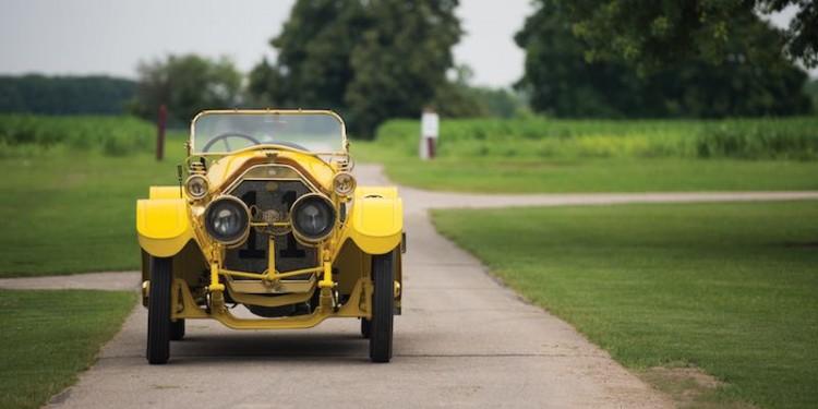 1911 Oldsmobile Autocrat Front