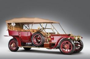 1911 Rolls-Royce Silver Ghost Seven-Passenger Roi des Belges