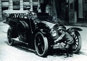 1911 Audi Type A