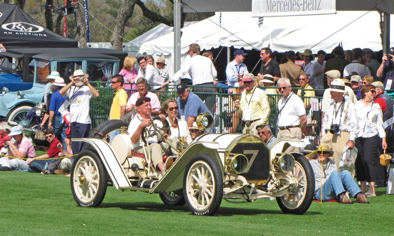 1911 Mercer Series 5 Raceabout