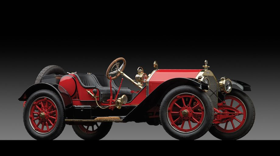 1912 Stutz Model A Bear Cat