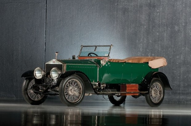 1913 Rolls-Royce 40/50 HP Silver Ghost Open Tourer