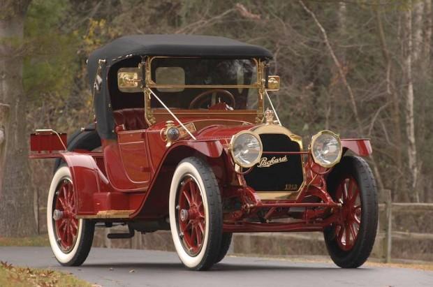 1914 Packard 1-38 Runabout