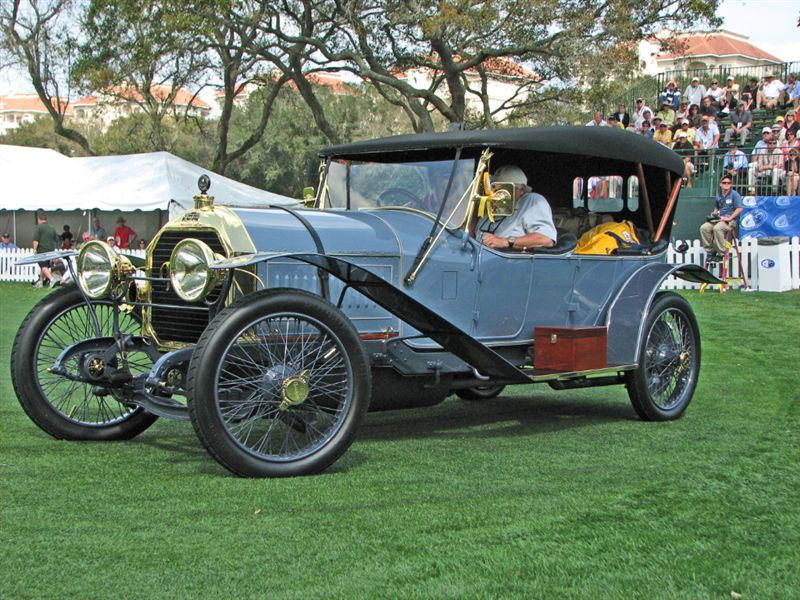 1914 Peugeot Type 150 Touring, Off Brothers Collection, Richland, MI