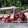 1915 Cretors Model C Popcorn Wagon