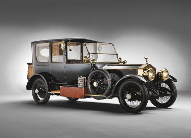 1915 Rolls-Royce 40/50 Silver Ghost Limousine