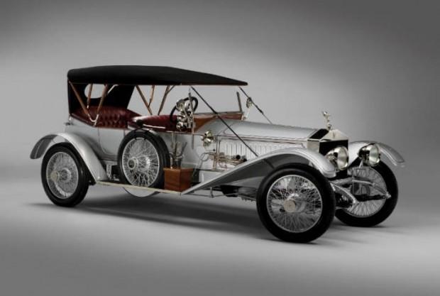 <strong>1915 Rolls-Royce Silver Ghost London-Edinburgh Tourer – Estimate $700,000 - $900,000.</strong>
