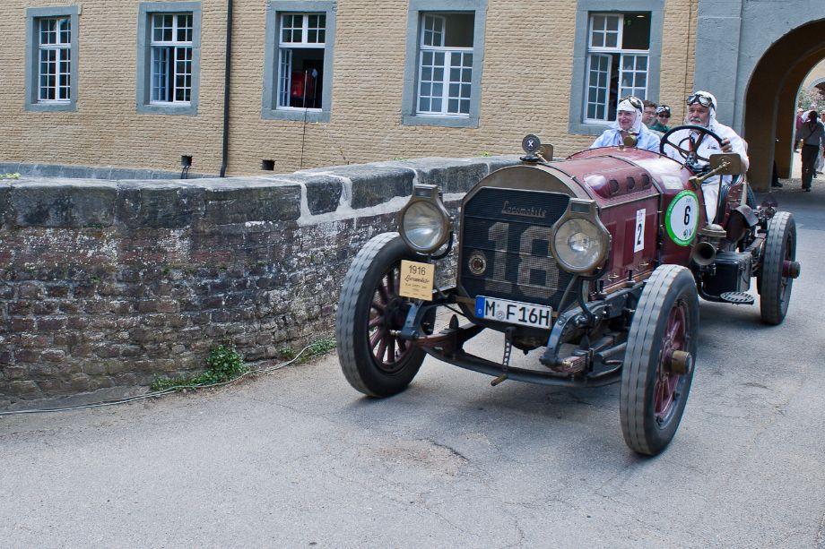 1916 Locomobile M48 Speed Car