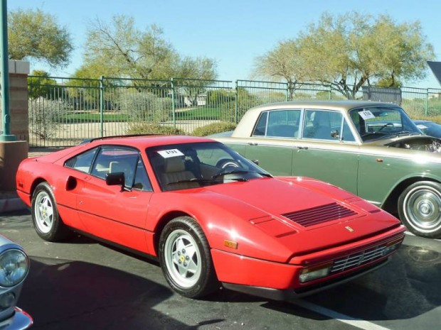 1988 Ferrari 328 GTB Coupe, Body by Pininfarina
