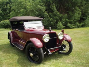 1920 Mercer Series 5 Sporting sold for $242,000