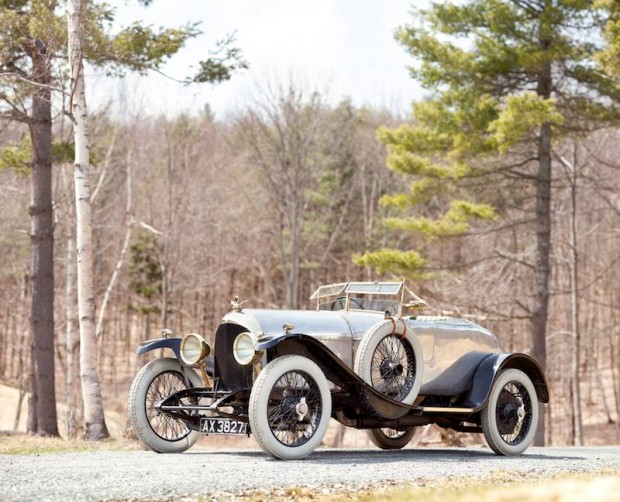 1921 Bentley 3-Litre - Chassis 3, the Oldest Surviving Production Bentley