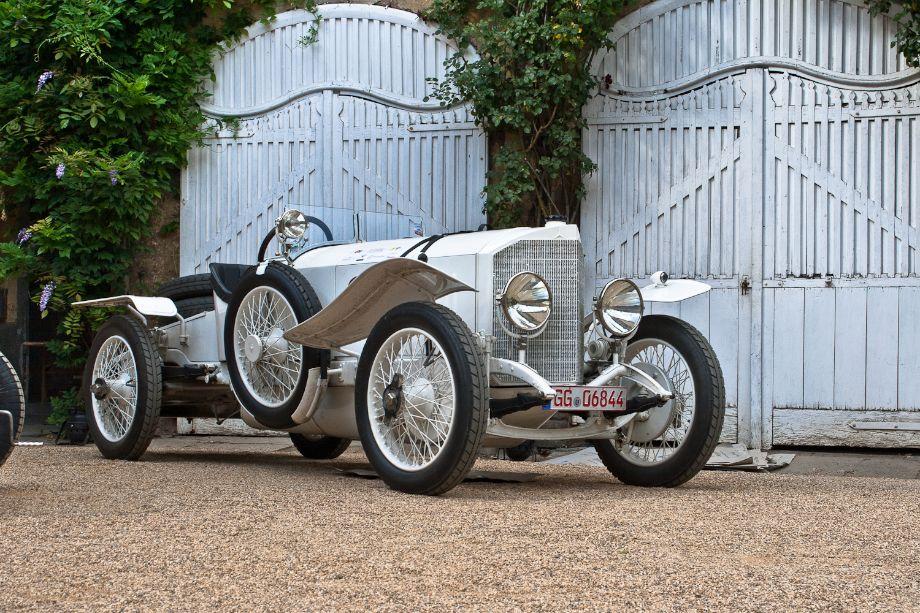 1922 Mercedes-Benz 28/95 Targa Florio