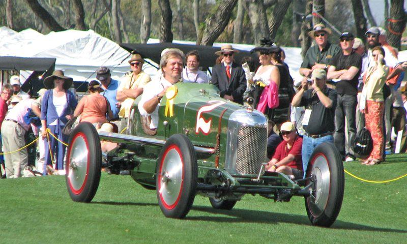 1923 Miller Special 122 Supercharged, A. Dano Davis, Jacksonville, FL