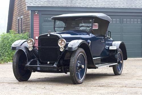 1924 Will Sainte Claire V8 A-68 Roadster Sold for $154,400