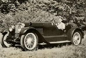 1925 Mercer Series 6 Raceabout