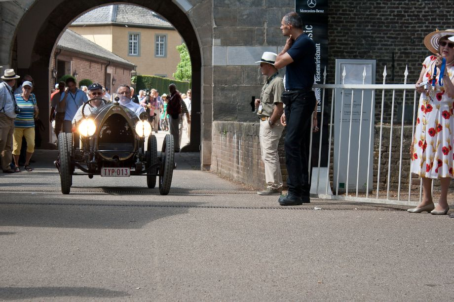 1926 Bugatti T13 Brescia