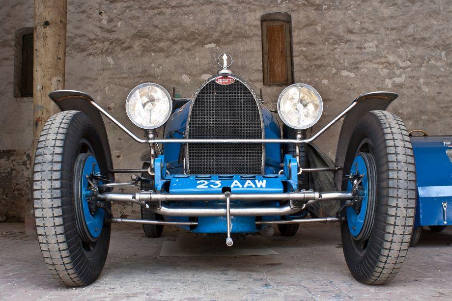 1926 Bugatti T35 chassis 37178