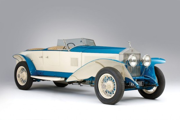 1926 Rolls-Royce Phantom I Experimental Sports Tourer, 10EX