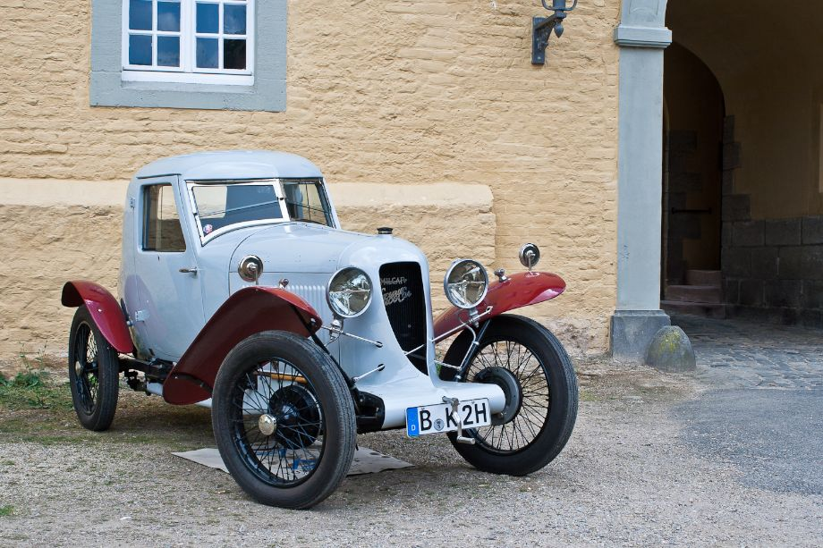 1927 Amilcar CGS Cyclecar Grand Prix Duval body