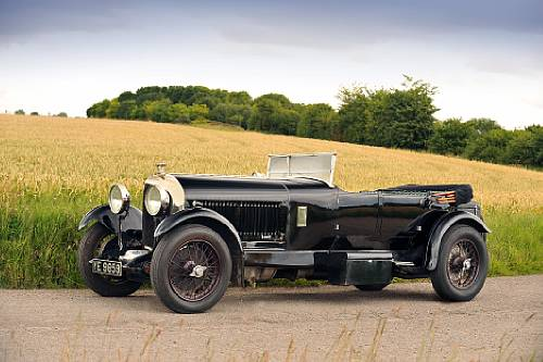 1927 Bentley 6 1/2 Litre Sports Tourer