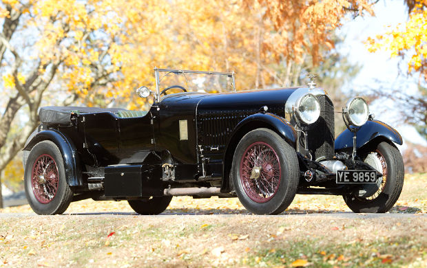 1927 Bentley 6.5 Liter Sports Tourer