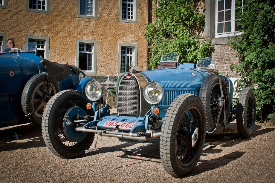 1927 Bugatti T37A GP chassis 37286