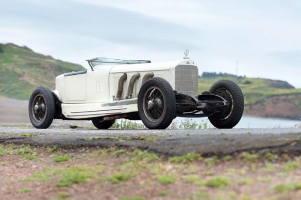 1927 Mercedes-Benz S Boattail Speedster