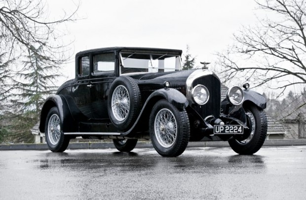 1928 Bentley 6.5 Litre Coupe