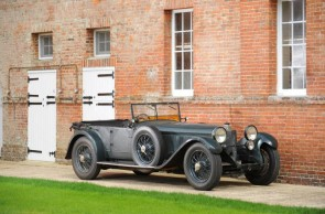 1928 Mercedes-Benz S Type Sports Tourer sold for £2,801,500