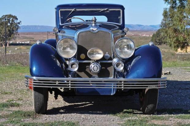 1928 Stutz BB Coupe Corsica