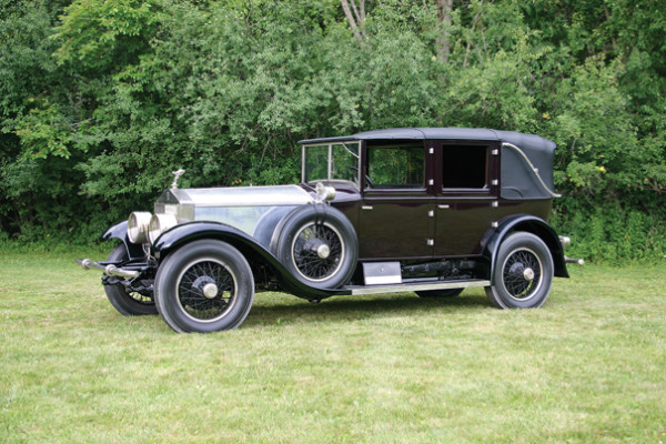 <strong>1928 Rolls-Royce Springfield Phantom I Landaulet – Estimate $150,000 - $200,000.</strong> Featured 'St. Stephen' Coachwork by Brewster; only two owners from new; part of Robert Merrifield Collection.